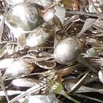 Silberbesteckankauf